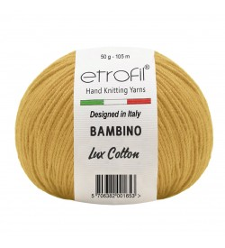 Etrofil Bambino Lux Cotton Hardal 70221