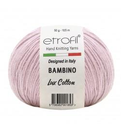 Etrofil Bambino Lux Cotton Açık Somon 70325