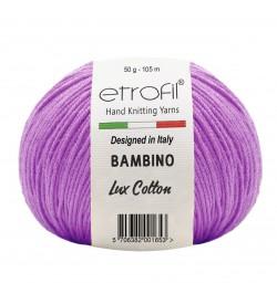 Etrofil Bambino Lux Cotton Fuşya 70326