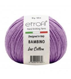 Etrofil Bambino Lux Cotton Koyu Fuşya 70329