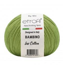 Etrofil Bambino Lux Cotton Açık Yeşil 70413