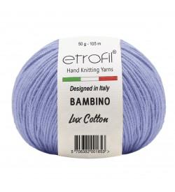 Etrofil Bambino Lux Cotton Mavi 70524