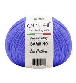 Etrofil Bambino Lux Cotton Koyu Mavi 70525