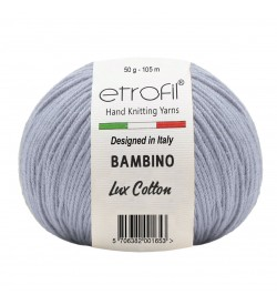 Etrofil Bambino Lux Cotton Açık Mavi 70526