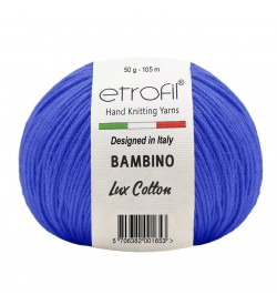 Etrofil Bambino Lux Cotton Lacivert 70527