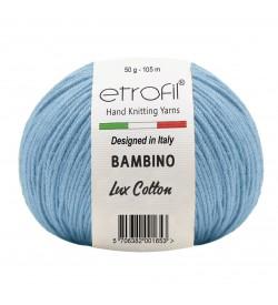 Etrofil Bambino Lux Cotton Açık Turkuaz 70528