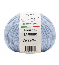 Etrofil Bambino Lux Cotton Açık Mavi 70549