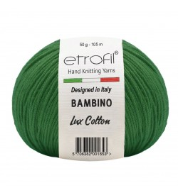 Etrofil Bambino Lux Cotton Açık Haki 70716
