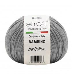 Etrofil Bambino Lux Cotton Gri 70908