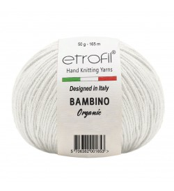 Etrofil Bambino Baby Cotton Beyaz 70014