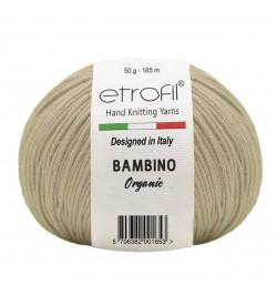 Etrofil Bambino Baby Cotton Açık Bej 70077