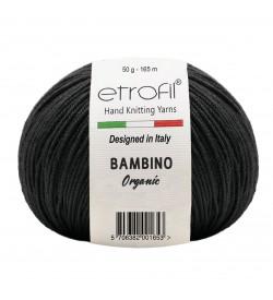 Etrofil Bambino Baby Cotton Siyah 70084