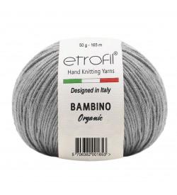 Etrofil Bambino Baby Cotton Gri 70085