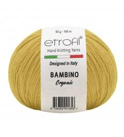 Etrofil Bambino Baby Cotton Sarı 70204