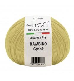 Etrofil Bambino Baby Cotton Açık Sarı 70205