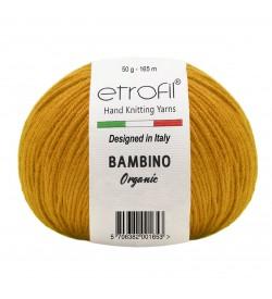 Etrofil Bambino Baby Cotton Turuncu 70207