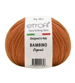 Etrofil Bambino Baby Cotton Portakal 70208