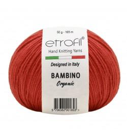 Etrofil Bambino Baby Cotton Kırmızı 70307
