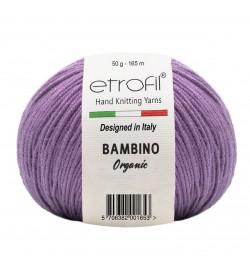 Etrofil Bambino Baby Cotton Lila 70311