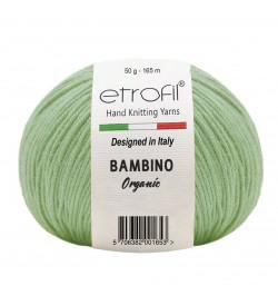 Etrofil Bambino Baby Cotton Nil Yeşili 70402