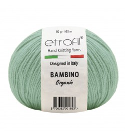 Etrofil Bambino Baby Cotton Su Yeşili 70403