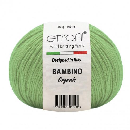 Etrofil Bambino Baby Cotton Fıstık Yeşili 70404