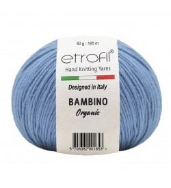 Etrofil Bambino Baby Cotton Mavi 70512
