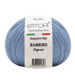 Etrofil Bambino Baby Cotton Orta Mavi 70513