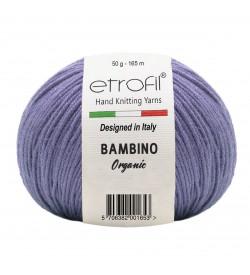 Etrofil Bambino Baby Cotton Eflatun 70604