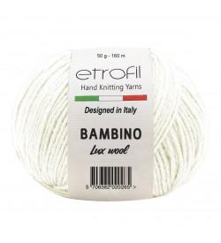 Etrofil Bambino Lux Wool Ekru 70018