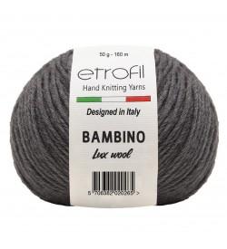 Etrofil Bambino Lux Wool Orta Gri 70087
