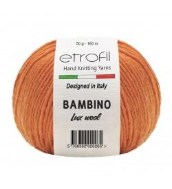 Etrofil Bambino Lux Wool Turuncu 70212