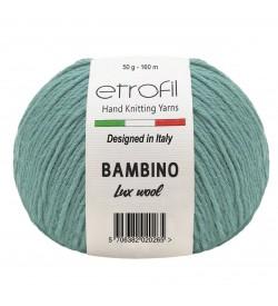 Etrofil Bambino Lux Wool Yeşil 70407