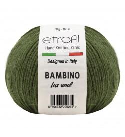 Etrofil Bambino Lux Wool Çimen Yeşili 70408