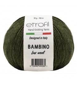 Etrofil Bambino Lux Wool Haki 70409
