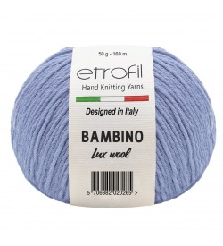Etrofil Bambino Lux Wool Açık Mavi 70516