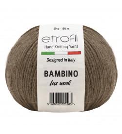 Etrofil Bambino Lux Wool Açık Kahve 70700