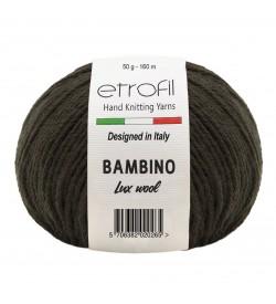 Etrofil Bambino Lux Wool Orta Kahve 70701