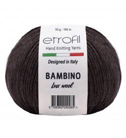 Etrofil Bambino Lux Wool Kahve 70702