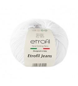 Etrofil Jeans Beyaz 002