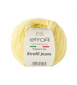 Etrofil Jeans Açık Sarı 007