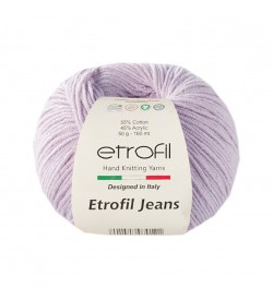 Etrofil Jeans Açık Lila 016