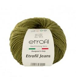 Etrofil Jeans Küf Yeşili 026