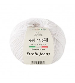 Etrofil Jeans Kirli Beyaz 027
