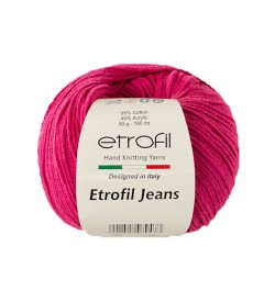 Etrofil Jeans Fuşya 049