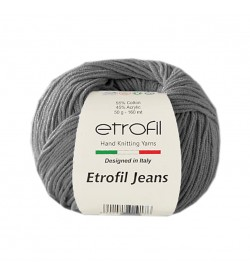 Etrofil Jeans Koyu Gri 065