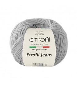 Etrofil Jeans Gri 068