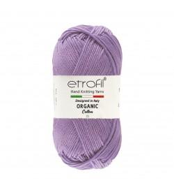 Etrofil  Organic Cotton Açık Lila EB002