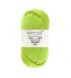 Etrofil  Organic Cotton Limon EB008