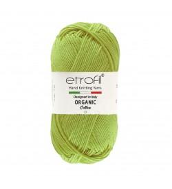 Etrofil  Organic Cotton Açık Yeşil EB009